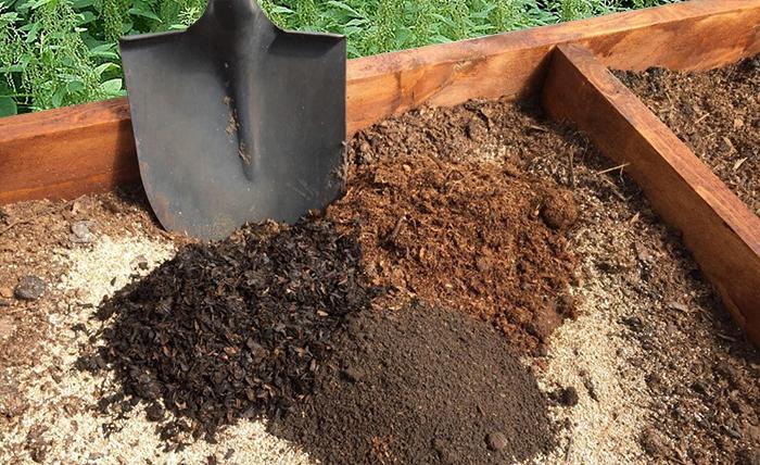Добавка вермикулита в компост